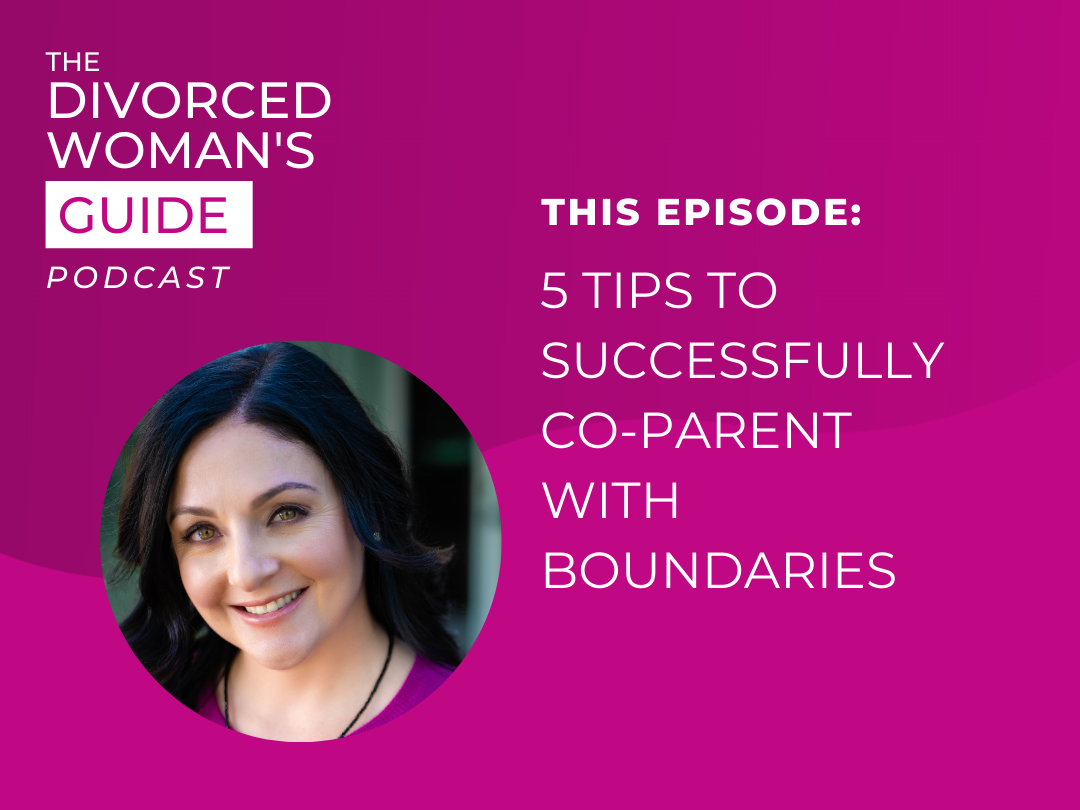 5 Tips on How to Successfully Co-Parent with Boundaries