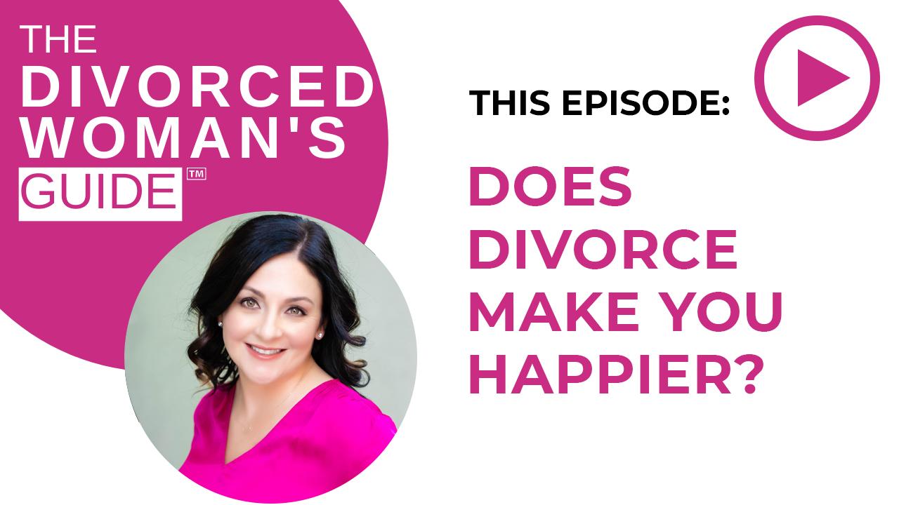 Does Divorce Make You Happier?